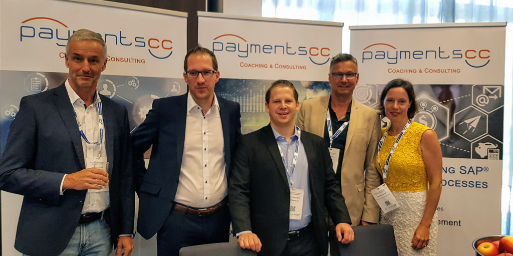 PAYMENTS.CC & Partner @Treasury Konferenz Amsterdam 2019