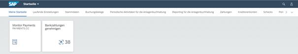 FIORI App für 2FA Authentifizierung